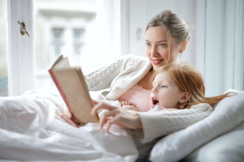Eleven Steps to get your child to read